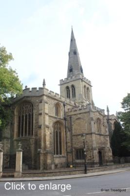 Bedford - St Paul