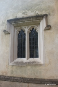 Studham - St Mary. Chancel, north-east window.