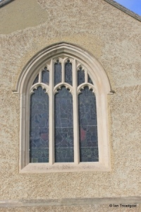 Studham - St Mary. East window.