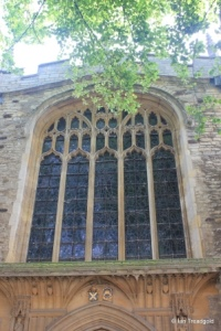 Bedford - St Paul. West window.