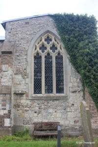 Sundon - St Mary. South transept, south window.