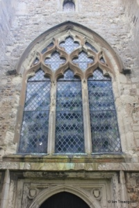 Sundon - St Mary. West window.