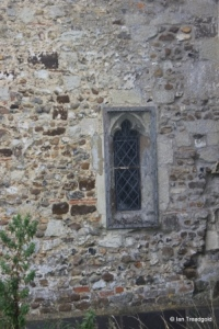 Sundon - St Mary. Chancel north-west window.