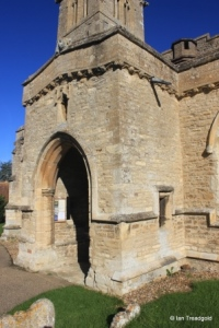 Swineshead - St Nicholas. South porch.