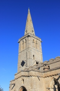 Swineshead - St Nicholas. Tower.