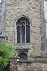 Bedford - St John the Baptist. West window.
