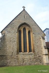 Bedford - St John the Baptist. East end.
