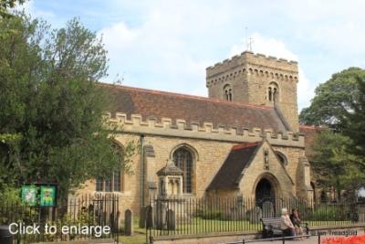 Bedford, St Peter de Merton
