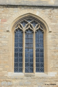 Bedford - St Peter de Merton. South aisle window.