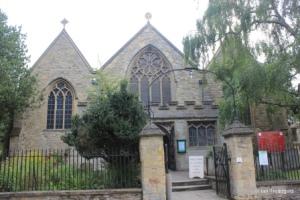 Bedford - St Peter de Merton. West end.