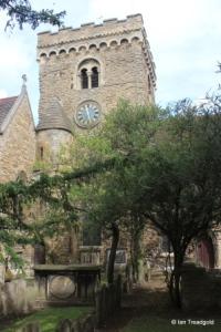 Bedford - St Peter de Merton. Tower.