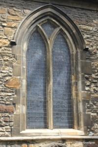 Bedford - St Peter de Merton. Chancel, south-east window.