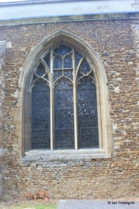 Biggleswade - St Andrew. South aisle, south-east window