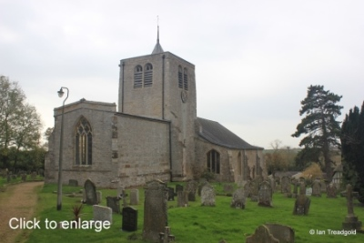 Thurleigh - St Peter
