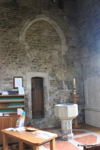 Biggleswade - St Andrew. Font.