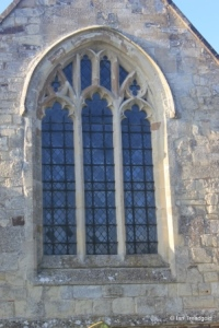 All Saints, Tilsworth. East window.