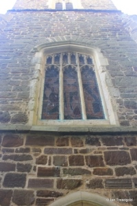 Tingrith - St Nicholas. West window.