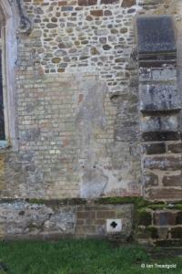 Tingrith - St Nicholas. North aisle restoration.