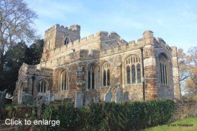 Tingrith - St Nicholas