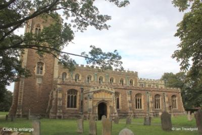Cardington - St Mary