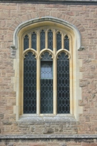 Cardington - St Mary. South aisle window.