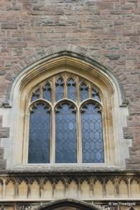 Cardington - St Mary. West window.