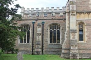 Cardington - St Mary. Chancel from the north.