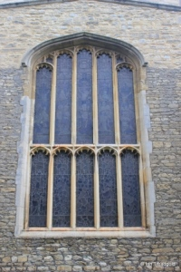Cardington - St Mary. East window.