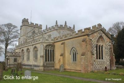 Totternhoe - St Giles