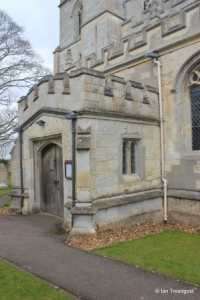 Totternhoe - St Giles. South porch.