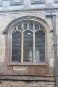 Totternhoe - St Giles. North aisle, eastern window.