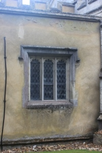 Totternhoe - St Giles. Vestry, north window.