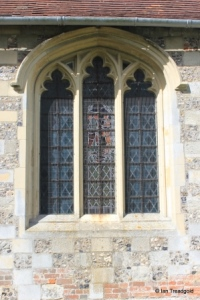 Chalgrave - All Saints. South aisle, south-east window.