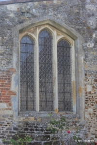 Chalgrave - All Saints. South aisle east window.