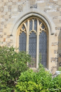 Chalgrave - All Saints. West window.