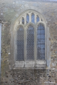 Chalgrave - All Saints. North aisle, east window.