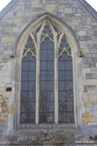 Chalgrave - All Saints. East window.