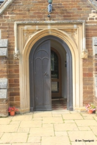 Clophill - St Mary. South doorway.