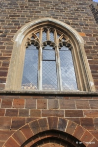 Clophill - St Mary. West window.