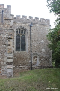 Cockayne Hatley - St John the Baptist. Chancel from the south.