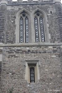 Cockayne Hatley - St John the Baptist. Tower, belfry openings.