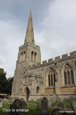 Colmworth - St Denys