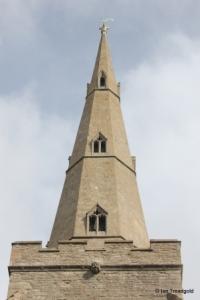 Colmworth - St Denys. Spire.
