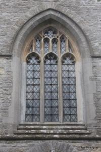 Colmworth - St Denys. West window.