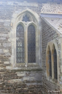 Westoning - St Mary. Chancel, north-east window.