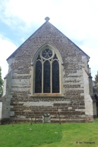 Westoning - St Mary. East window.