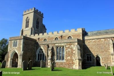Dunton - St Mary Magdalene
