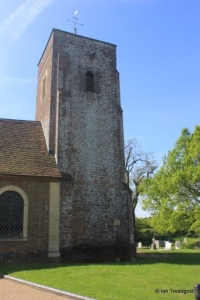 Whipsnade - St Mary. Tower from the south.