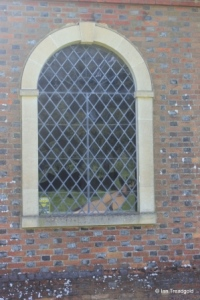 Whipsnade - St Mary. North-west window.