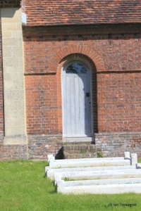Whipsnade - St Mary. Chancel, south doorway.